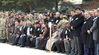 Zeytin Dalı Harekatında şehit düşen Erzurumlu teğmenin naaşı memleketine getirildi