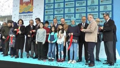 Zeytinburnu Belgradkapı Sosyal Tesisi ve Yeryüzü Doktorları Binası hizmete açıldı
