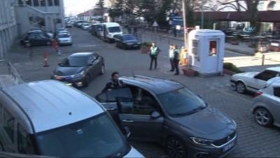 Zonguldak'taki uyuşturucu operasyonunda 2 tutuklama