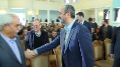 """Adalet Bakanı Gül, """"Sandık kurulunun ihmal sonucu mühürlenmeyen oylar geçerli"""""""