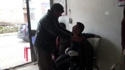 tedavi sureci - Afrin gazisi Dindar: ''Bayrağımızın gölgesinde bu vatan var olacaktır'' - MANİSA
