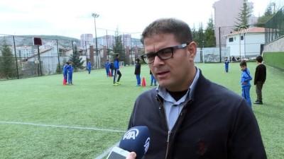 Ampute futbolda 'ilklerin adamı' Adem Püskül - ANKARA