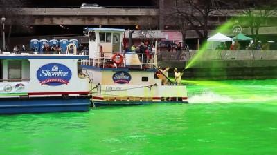 Aziz Patrick Günü kutlamaları - CHICAGO