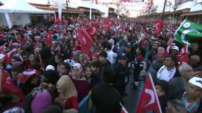 Bakan Özhaseki: 'Diyarbakır, bundan sonra herkesin gelip uğradığı bir yer olacak' - DİYARBAKIR