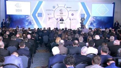Başbakan Yıldırım: 'Dünyada savaş gemisini Milli olarak tasarlayan, inşa eden ve hizmete alan 10 ülke arasında yer alan ülke Türkiye'dir.' - İSTANBUL