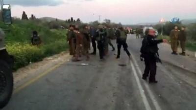 Batı Şeria'daki saldırıda 2 İsrail askeri öldü