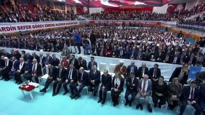 Cumhurbaşkanı Erdoğan: ''Nusaybin'i yeniden ayağa kaldırıyoruz'' - MARDİN
