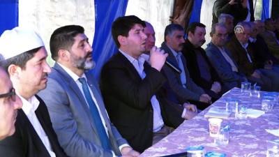 Dışişleri Bakanı Çavuşoğlu'ndan şehit evine taziye ziyareti - ANTALYA