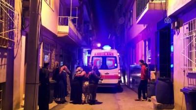 Elektrikli ısıtıcı yangına neden oldu - BURSA
