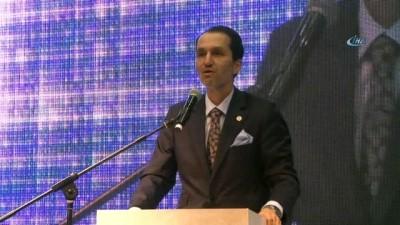 argo -  Fatih Erbakan: 'Erbakan Hocamız İncirlik Üssü'nü kapattı. 'Banane Amerika'dan' sözünün gereği böyle yerine getirilir'