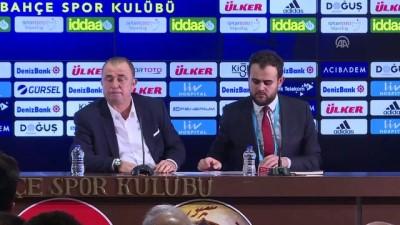 Fenerbahçe-Galatasaray maçının ardından - Fatih Terim (1) - İSTANBUL