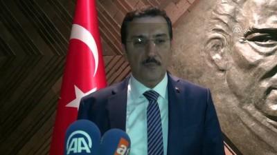 Gümrük ve Ticaret Bakanı Tüfenkci, Türk iş adamları ile bir araya geldi - PARİS