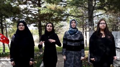 İşaret diliyle Çanakkale Türküsü - KIRŞEHİR