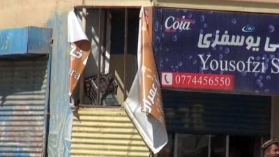 - Kabil'de patlama: 3 ölü, 4 yaralı