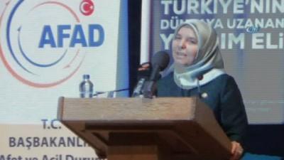 Konya'da 'Türkiye'nin Dünyaya Uzanan Eli' Konferansı gerçekleştirildi