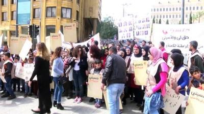 Lübnan'da 'vatandaşlık hakkı' protestosu - BEYRUT