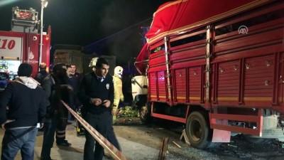 Maltepe'de trafik kazası: 1 ölü - İSTANBUL