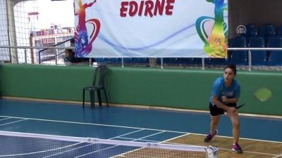 Okul Sporları Badminton Gençler Türkiye Şampiyonası - EDİRNE