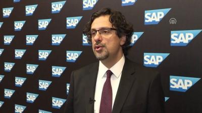 SAP Türkiye Genel Müdürü Candan: 'Türkiye'yi merkez üs olarak görüyoruz' - ANKARA