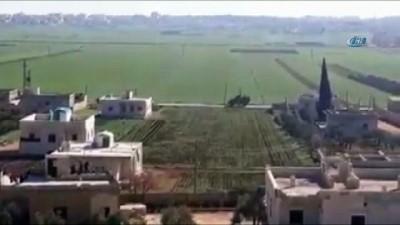 - TSK Suriye'de 7'inci gözlem noktası çalışmalarına başladı