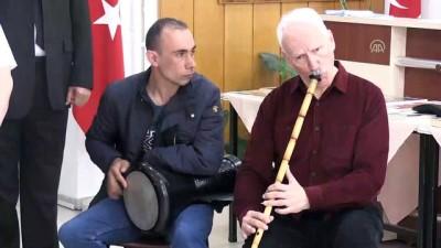 Türküler 'Çanakkale Deniz Zaferi' için seslendirildi - KIRKLARELİ