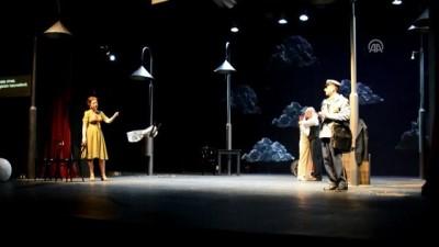 Uluslararası Balkan Ülkeleri Tiyatro Festivali - BURSA