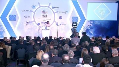 Uluslararası Denizcilik Zirvesi - Ulaştırma Denizcilik ve Haberleşme Bakanı Arslan - İSTANBUL