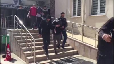 Uyuşturucu operasyonu: 8 gözaltı - BURSA