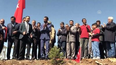 Zeytin Dalı Harekatı'na Türk bayraklı destek - ELAZIĞ