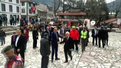 18 Mart Şehitleri Anma Günü ve Çanakkale Deniz Zaferi 103. Yıl Dönümü - BOLU