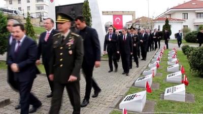 maneviyat - 18 Mart Şehitleri Anma Günü ve Çanakkale Deniz Zaferi'nin 103. Yıl Dönümü - SAKARYA