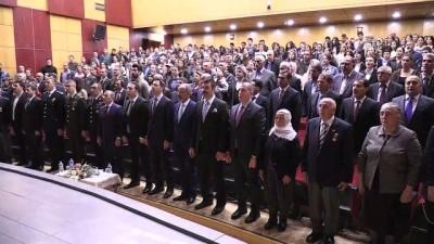 18 Mart Şehitleri Anma Günü ve Çanakkale Deniz Zaferi'nin 103. Yıl Dönümü - TUNCELİ