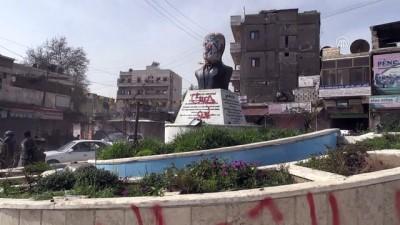salda - Afrin ilçe merkezi kontrol altına alındı (3)