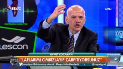 fenerbahce - Ahmet Çakar'dan Aykut Kocaman'a şarkılı gönderme