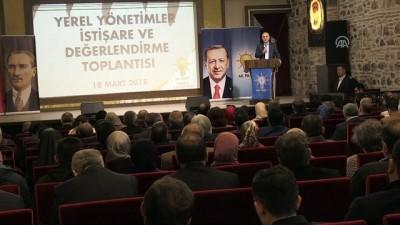 AK Parti Genel Başkan Yardımcısı Kaya - MANİSA
