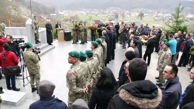 Bosna Hersek'teki Türk Şehitliğinde anma töreni - SANSKİ MOST
