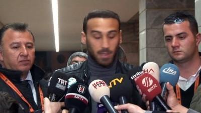 """devre arasi - Cenk Tosun: """"İnşallah Beşiktaş şampiyon olur"""""""