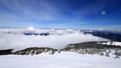 Doğa tutkunlarının yeni gözdesi Murat Dağı - KÜTAHYA