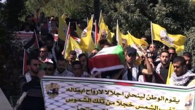 Filistinliler İsrail'in alıkoyduğu cenazelerini istiyor - BEYTÜLLAHİM