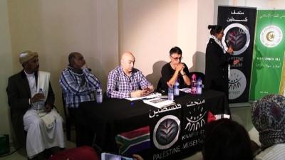Güney Afrika'da İsrail Irkçılık Haftası - CAPE TOWN
