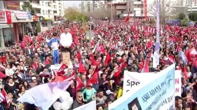 Kılıçdaroğlu : 'Çanakkale savaşı milli kurtuluş savaşımızın ön sözüdür' - ADANA