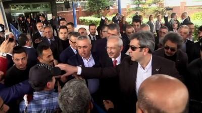 Kılıçdaroğlu, Şehit Aileleri Malulleri Dayanışma ve Yardımlaşma Derneği'ni ziyaret etti - ADANA