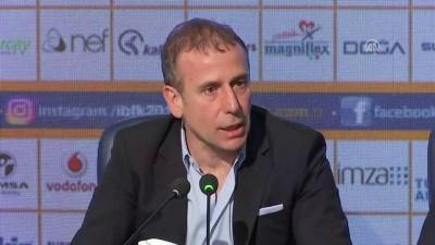 Medipol Başakşehir-Beşiktaş maçının ardından - Abdullah Avcı (2) - İSTANBUL