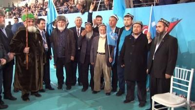 legen -  MHP kurultayında oylama başladı