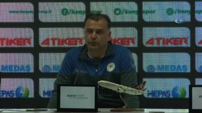 Murat Şahin: 'Önümüzde 8 final maçı var'