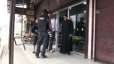 Teröristler silahlarını alıp kaçmış - AFRİN