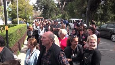 Türkiye'deki Rus vatandaşları sandık başında - ANTALYA