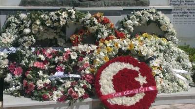 Ürdün'deki Türk Şehitliği'nde Çanakkale şehitleri anıldı - AMMAN