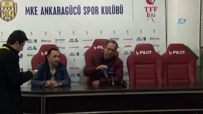 """Yücel İldiz: """"Eskişehirspor ligi hak ettiği yerde bitirecek"""""""