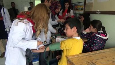 Yüksekova'nın fedakar sağlık görevlileri - HAKKARİ